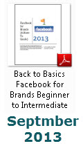 Back to Basics Facebook Pages