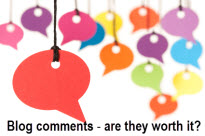 Blog comments - Social Strand Media