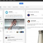 BREAKING: Google Reveals New Google Plus Layout to Compete with Facebook