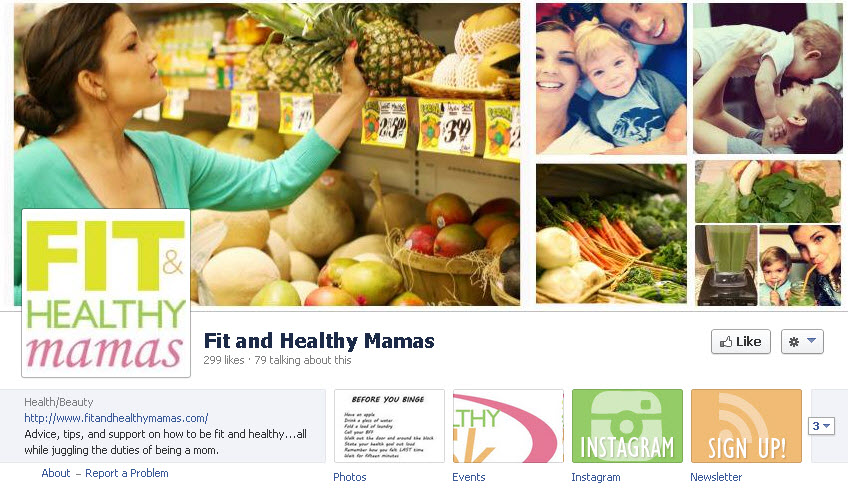 Fit and Healthy Mamas