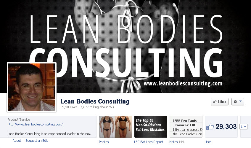 Lean Bodies Consulting