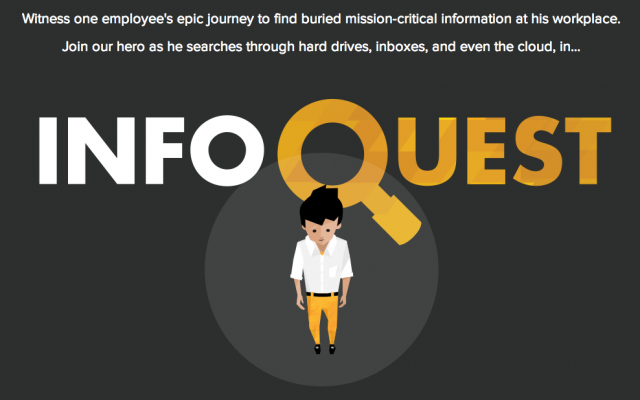 infoquest infographic