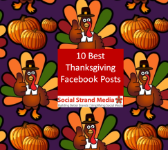 Best Thanksgiving Facebook Posts